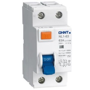 Chint Residual current device AUX NL1-63 4N 40A 30mA A