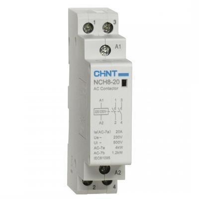 Chint Kontaktori NCH8-20 2NO 20A 230V AC