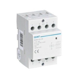 Chint contactor 4P 40A 230V AC